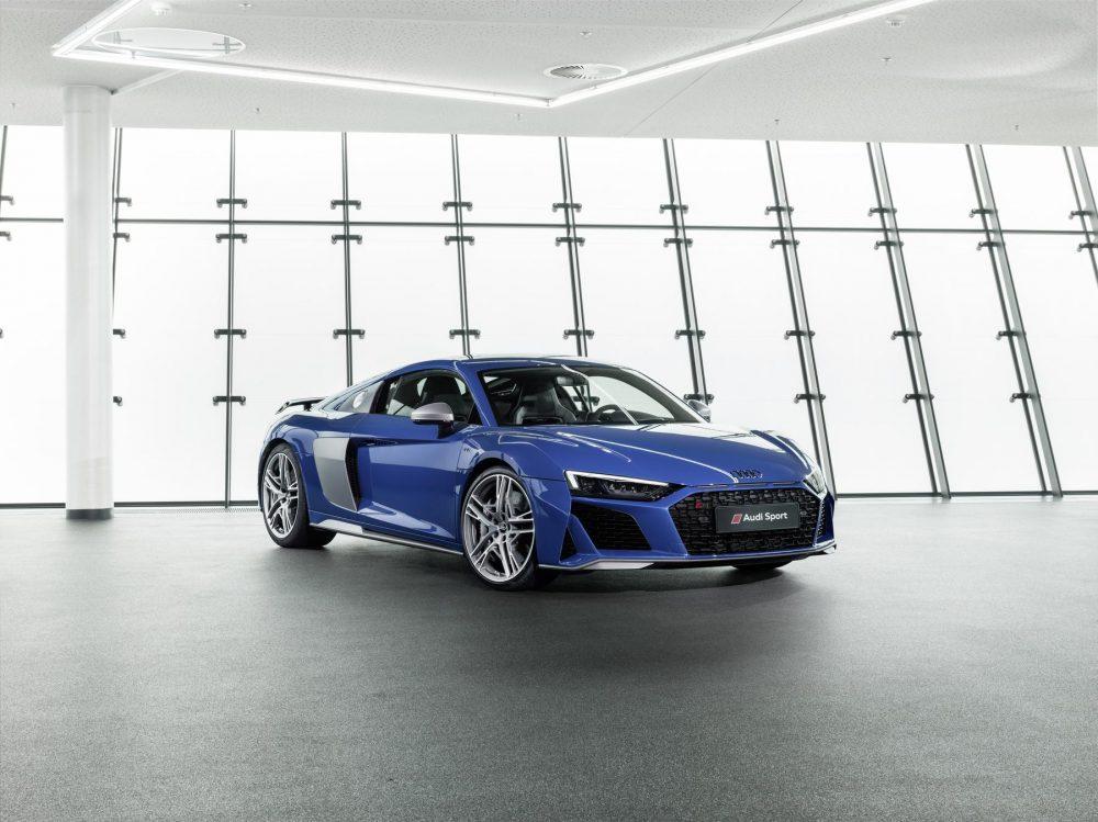 Audi's refreshed R8 now in SA - Mpumalanga News