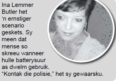 Ina Lemmer Butler