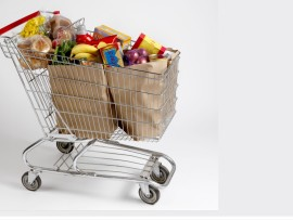 What are you paying for what's in your trolley?