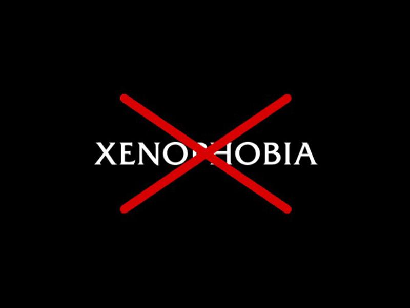 Xenophobia xenophobia