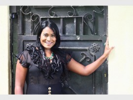 Samatha Govender will be part of the All Girl Comedy Jam at Sibaya Casino's iZulu Theatre this weekend.