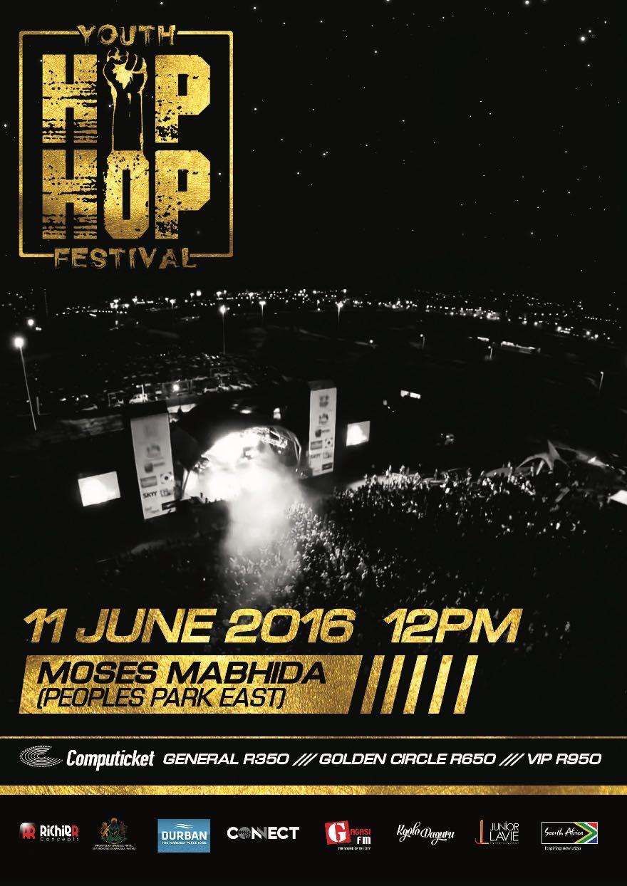 SA hip hop stars for Durban music festival | Berea Mail