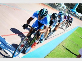 Nolan Hoffman will soon head to the province of KwaZulu-Natal to take part in rounds one and two of the South African Track Grand Prix and National Series. PHOTO: Cycling SA