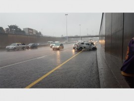 Rescue Care paramedics urge motorists to drive slow after attending many collisions over the past few days due to heavy rains.