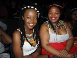 Zama Mkhwanazi and Amahle Langazane.