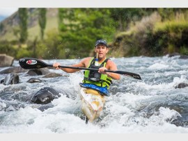 After being spotted tripping the upper reaches of the uMzimkhulu River, Len Jenkins may well be the elite wildcard for the N3TC Drak Challenge Canoe Marathon on 21 and 22 January. PHOTO: Anthony Grote/Gameplan Me