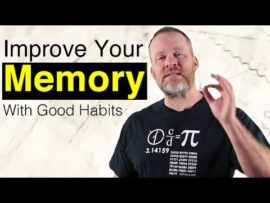 How To Improve Memory With Good Habits!