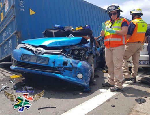 LISTEN: M7 closed after fatal crash | Berea Mail