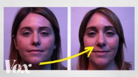 Why selfies make your nose look bigger