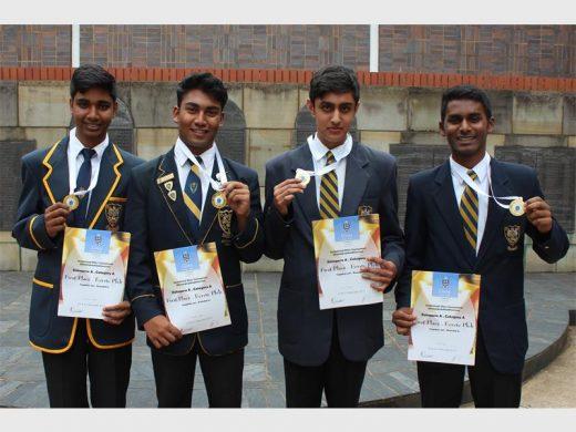 DHS chess team wins prestigious tournament | Berea Mail