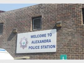 THE Alexandra Police Station.