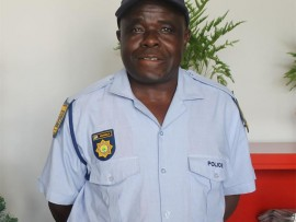 WARRANT Officer Moses Maphakela appeals to the community to help arrest other suspects in connection with the body of a man found in a shack with a gunshot wound to his forehead.