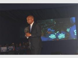 Herman Mashaba, DA's Joburg mayoral candidate.