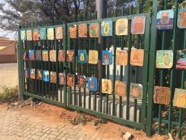 Winning Owls Art Drawing exhibition by Marlboro Gardens Combined School pupils
