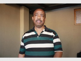 PRESIDENT of the Tshebedisano Support Network, Simon Mabeletsa.