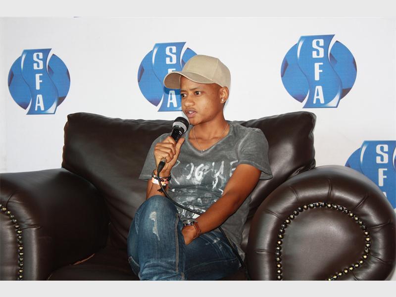 Banyana star lauds women's football development