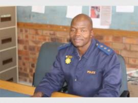 Alex Police Station spokesperson, Captain Allie Kodisang.