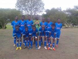 The Alex Royal Tigers U20 squad which also won the Alex U20 League in 2016.