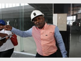 Owner of the new Alex Mall, Galxcoc president Mpho Motsumi says there will no charge to use the loo at his mall.