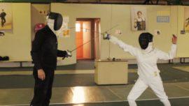 #ACTIVE – Fencing