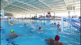 #JoburgToday water polo sport