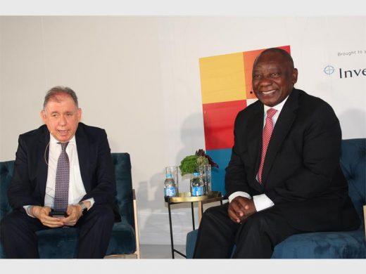 The South Africa Jewish community has warmly embraced President Cyril  Ramaphosa s Thuma Mina (send me) call. 1844ce9224b42