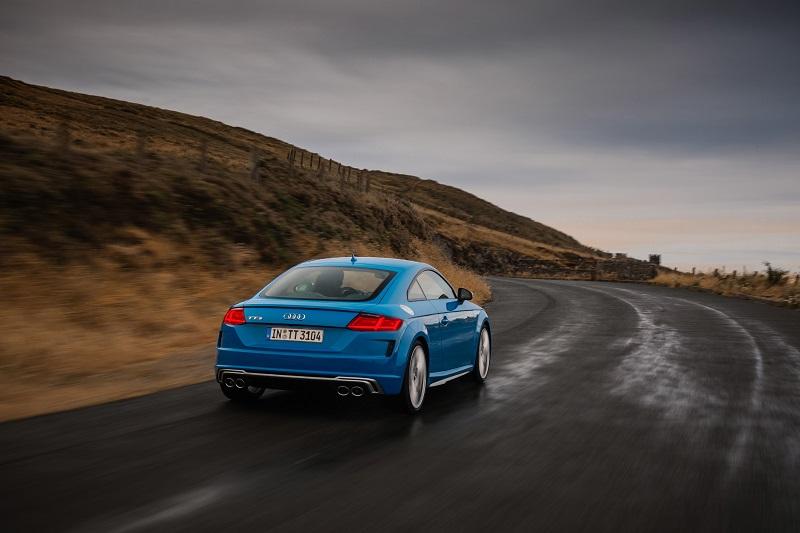 Updated Audi TT and TTS | Alex News
