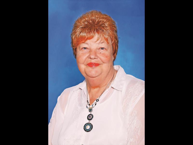 Much loved school principal retires