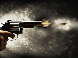 Chamane gunshot