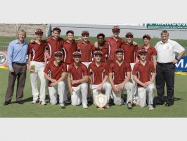 Kearsney College's cricket team were the T20 coastal final winners.