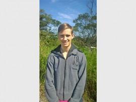 Matthew Siepman was chosen as Hillcrest High School's SPAR Star of the Month.