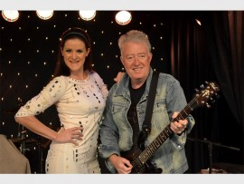 Marion Loudon and Dave Monks will perform in Sing Country at the Rhumbelow Theatre in Umbilo this weekend.