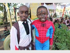 Mnikelo Ndelu and Aphelele Khuzwayo.