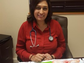 Dr Navashree Dhaver