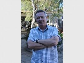 Ward 10 councillor, Rick Crouch.