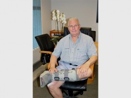 Westville resident, Ian Du Randt, was injured during an armed robbery at his home on Wednesday morning.