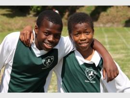 Mnqobi Nzama and Kwanda Ndaba.