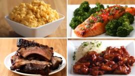 4 Easy 3-Ingredient Dinners
