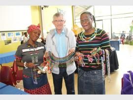 Mgi Gwala, Les Rodel and Philisiwe Menyuka.