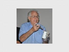 Professor Jeff Bindon.