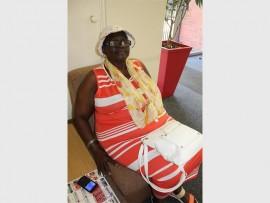 Ward 20 gogo, Ritta Zuma, was among the hundreds of senior citizens who returned home empty handed.
