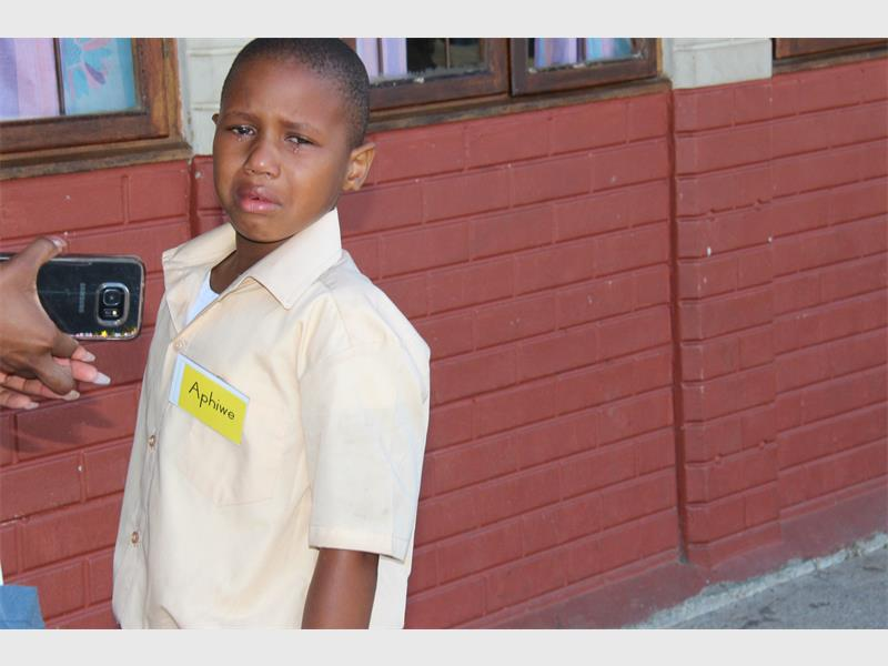 Aphiwe Sithole is not ready to end the holidays.