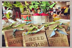 Create Seed Bombs