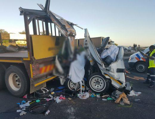 WATCH: Five confirmed dead in N3 crash | Highway Mail
