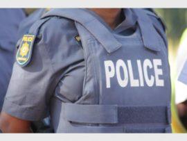 Generic police stock photo