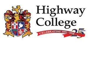 HIghway College Tel: 031 7012239
