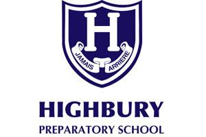 HIghbury Prep Tel: 031 7659800