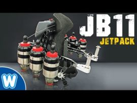 The World's Only Fully Functional Jetpack