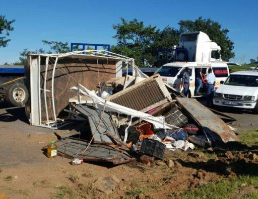Man dies, 9 injured, in serious Shongweni accident | Highway