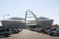 Moses Mabida stadium.